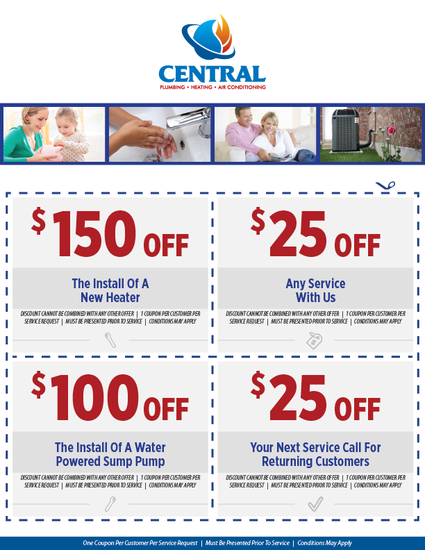Central-Coupons