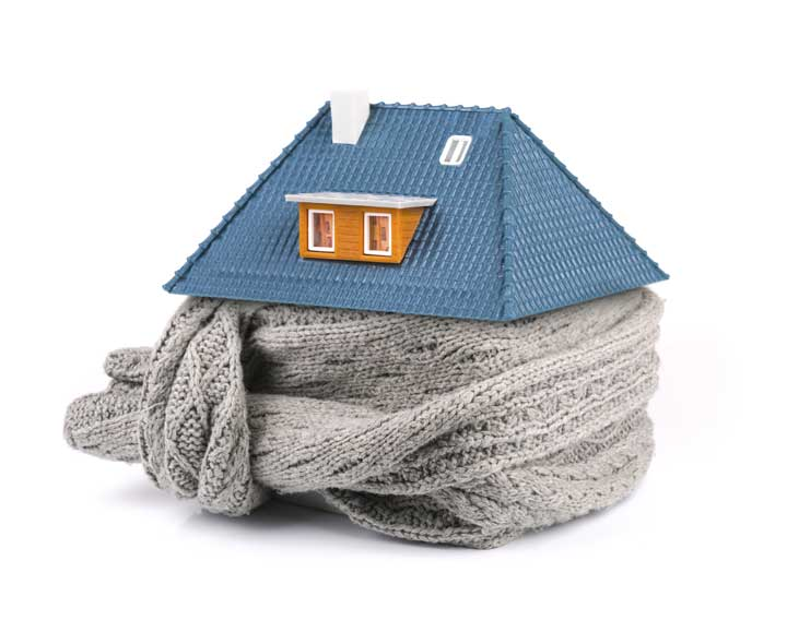 A heating system installation will help keep your house insulated and warm this fall
